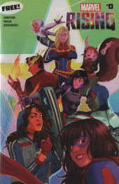 Free Comic Book Day 2018 - Marvel Rising