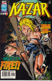 Ka-Zar Vol.3 (Marvel comics - 1997) -1- Ka-zar: Lord of the savage land!