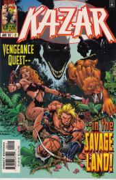 Ka-Zar Vol.3 (Marvel comics - 1997) -2- Law of the jungle