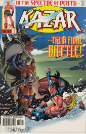 Ka-Zar Vol.3 (Marvel comics - 1997) -3- Exposed