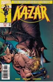 Ka-Zar Vol.3 (Marvel comics - 1997) -6- Hide and seek