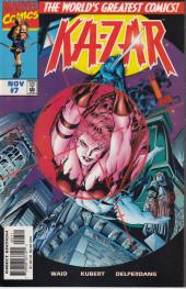 Ka-Zar Vol.3 (Marvel comics - 1997) -7- The savage land