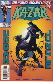 Ka-Zar Vol.3 (Marvel comics - 1997) -8- Urban jungle chapter one: