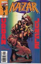 Ka-Zar Vol.3 (Marvel comics - 1997) -9- Urban jungle chapter two: