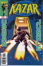Ka-Zar Vol.3 (Marvel comics - 1997) -10- Urban jungle chapter three: