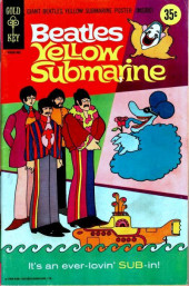 Movie comics (Gold Key) -902- The Yellow Submarine