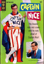 Movie comics (Gold Key) -711- Captain Nice