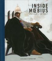 (AUT) Giraud / Moebius - Inside Moebius - L'alchimie du trait