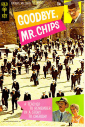 Movie comics (Gold Key) -1006- Goodbye, Mr. Chips