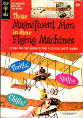 Movie comics (Gold Key) -510- Those Magnificent Men In Their Flying Machines