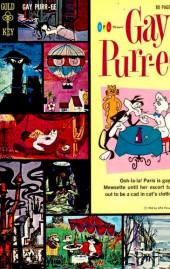 Movie Comics (Gold Key) -301- Gay Purr-ee