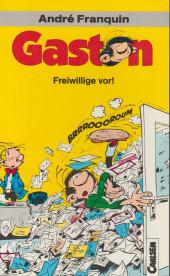 Gaston (en allemand) -Poche 14- Freiwillige vor !