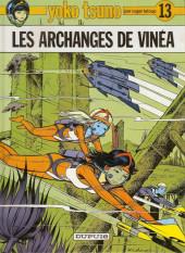 Yoko Tsuno -13a89- Les archanges de Vinéa