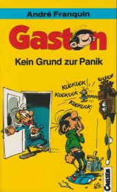 Gaston (en allemand) -Poche 28- Kein grund zur panik