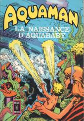 Aquaman (Eclair comics) -8- La naissance d'Aquababy