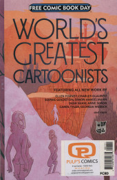 Free Comic Book Day 2018 - World's Greatest Cartoonists