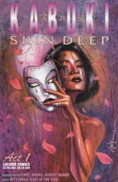 Kabuki: Skin deep (1996) -1- Kabuki: Skin deep #1