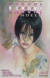 Kabuki: Skin deep (1996) -3- Kabuki: Skin deep #3