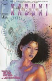 Kabuki (1997) -3- Kabuki #3