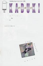 Kabuki (1997) -4- Kabuki #4