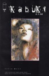 Kabuki (1997) -9- Kabuki #9