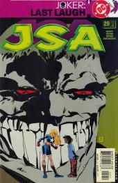 JSA (1999) -29- Kids