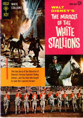 Movie comics (Gold Key) -306- The Miracle Of The White Stallions