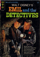 Movie comics (Gold Key) -502- Emil and the Detectives