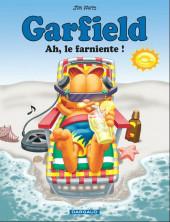Garfield -11b2012- Ah, le farniente !