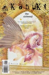 Kabuki: The alchemy (2004) -1- Kabuki: The alchemy #1