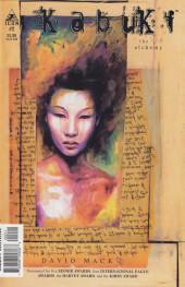 Kabuki: The alchemy (2004) -2- Kabuki: The alchemy #2