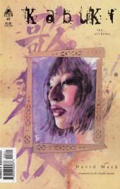 Kabuki: The alchemy (2004) -3- Kabuki: The alchemy #3