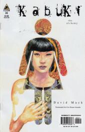 Kabuki: The alchemy (2004) -4- Kabuki: The alchemy #4
