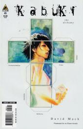 Kabuki: The alchemy (2004) -5- Kabuki: The alchemy #5