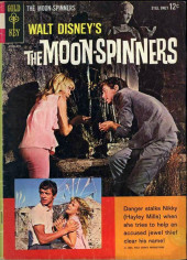 Movie comics (Gold Key) -410- The Moon-Spinners