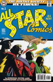 All Star Comics (1999) -1- Time Keeper