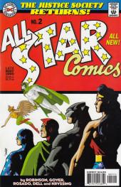 All Star Comics (1999) -2- Time's Arrow