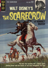 Movie comics (Gold Key) -404- The Scarecrow of Romney Marsh