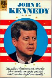 John F. Kennedy (Dell - 1964) - John F. Kennedy