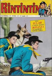 Rin Tin Tin & Rusty (2e série) -111- Le fils du Général don Diègue