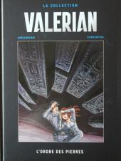 Valérian - La collection (Hachette) -20- L'Ordre des Pierres