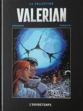 Valérian - La collection (Hachette) -21- L'Ouvretemps