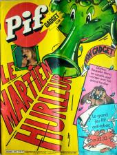 Pif (Gadget) -639- Le Martien Hurleur