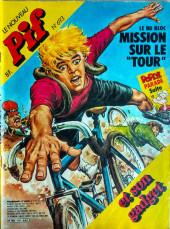 Pif (Gadget) -693- Mission sur le Tour