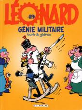 Léonard -49- Génie militaire