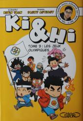 Ki & Hi -3- Les Jeux olympiques