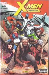 X-Men Universe (Marvel France - 2017) -4- La vie en x