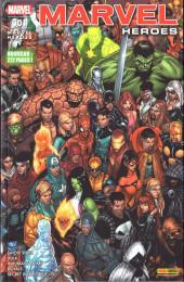 Marvel Heroes (Marvel France - 2018) -1- Rebâtir le monde