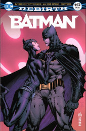 Batman Rebirth (DC Presse) -12- Tome 12