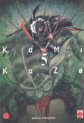 KaMiKaZe (Shiki) -5- Tome 5